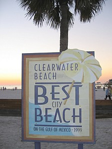 clearwater best beach