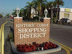 Corey Ave. St. Pete Beach